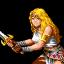 Dahna, a Woman