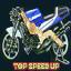 Moto GPX SSS 500 Frame