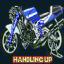 Moto GPX SSS 500 Suspension