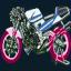 Rapid Blue TEC Tire