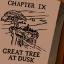 Great Tree At Dusk