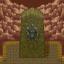 Giant stone shard
