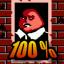 Kingpin at 100%