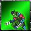 Hulk and Wolverine Fusion