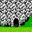 Crazy Maze Cave