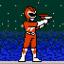 The Power of the Tyranno Ranger Gun