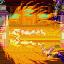Flaming Dragon Claw