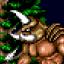 Defeat Rhino Man