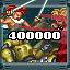 Steel on Bone IV (400k)