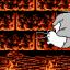 Tomcat Roasting on an Open Fire