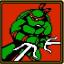 Furious Sai ( Krang and Shredder)