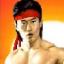 Liu Kang,  Finish Him!