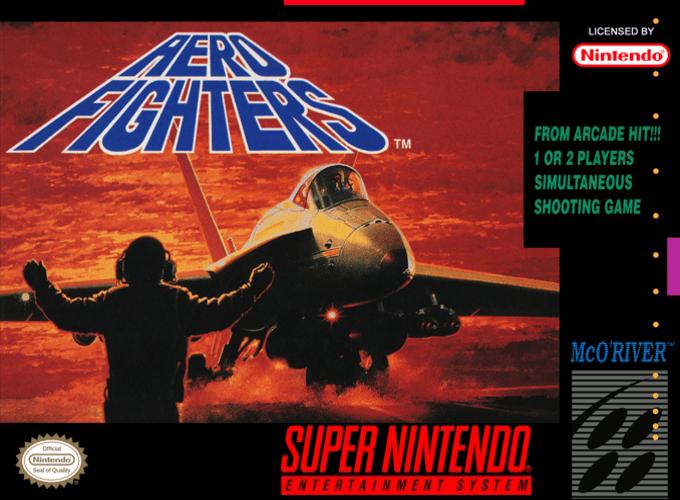 Aero Fighters