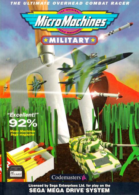 Micro Machines : Military