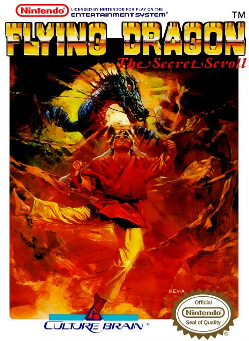 Flying Dragon : The Secret Scroll
