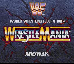 WWF WrestleMania : The Arcade Game
