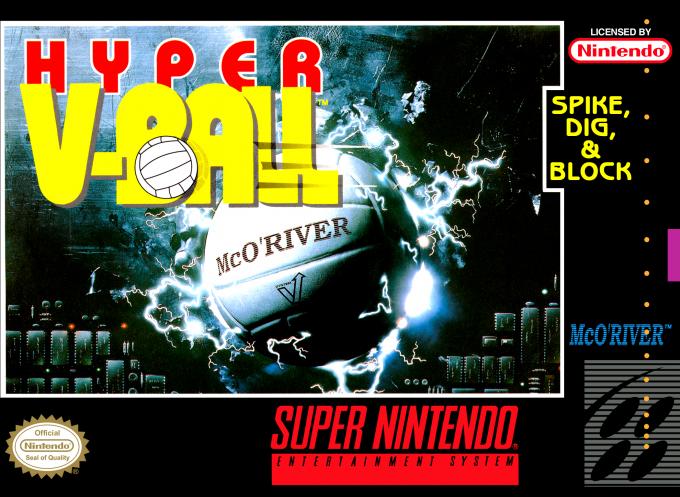 Hyper V-Ball