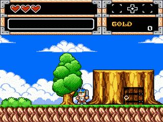 Wonder Boy V : Monster World III