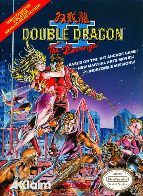 Double Dragon II : The Revenge