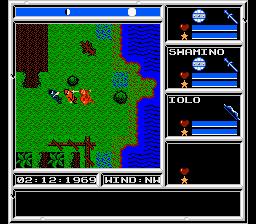 Ultima : Warriors of Destiny