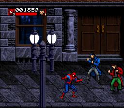 Venom & Spider-Man : Separation Anxiety