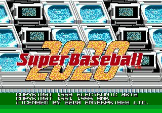 2020 Nen Super Baseball