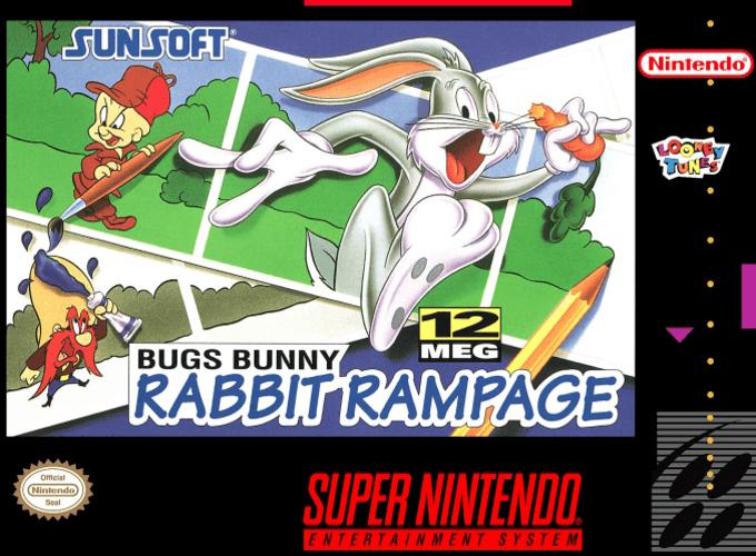 Bugs Bunny : Rabbit Rampage