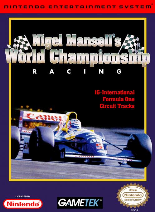 Nigel Mansell's World Championship Challenge