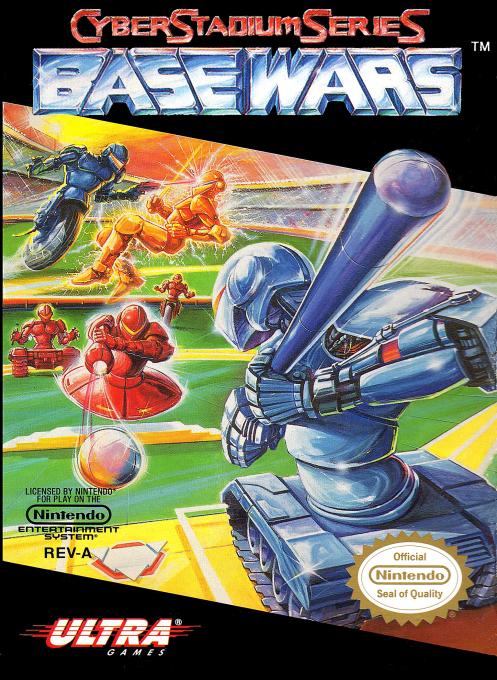 Cyber Stadium Series : Base Wars