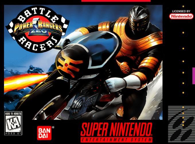 Power Rangers Zeo : Battle Racers