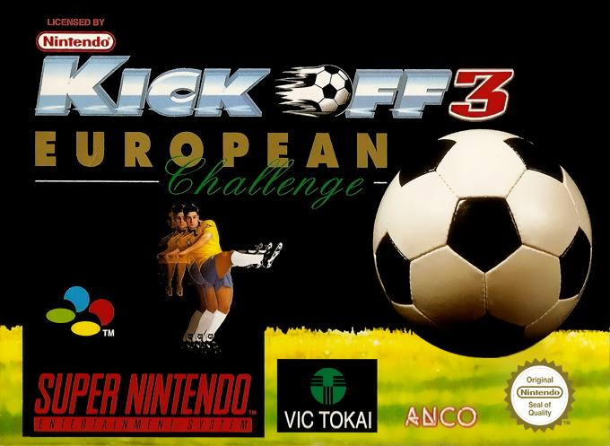 Kick Off 3 : European Challenge
