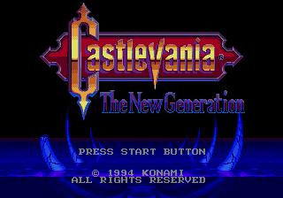 Castlevania : Bloodlines