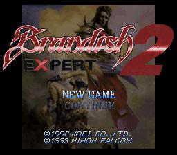 Brandish 2 : Expert