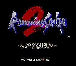 Romancing Sa-Ga 2