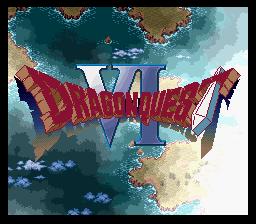 Dragon Quest VI : Maboroshi no Daichi