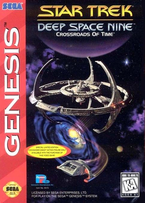 Star Trek, Deep Space Nine : Crossroads of Time