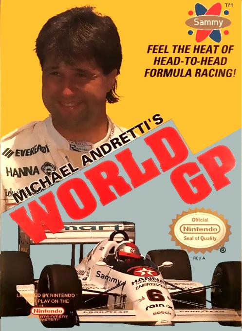 Michael Andretti's World GP