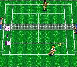 Super Final Match Tennis