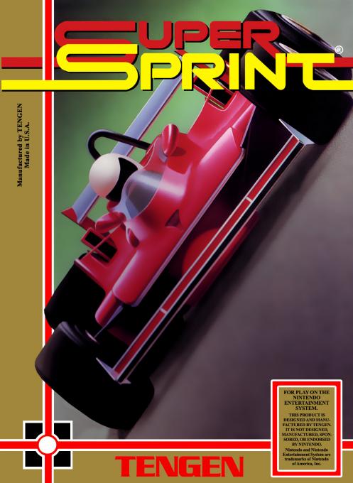 Super Sprint