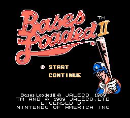 Bases Loaded II : Second Season