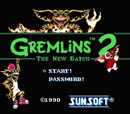 Gremlins 2 : The New Batch