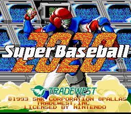 Super Baseball 2020