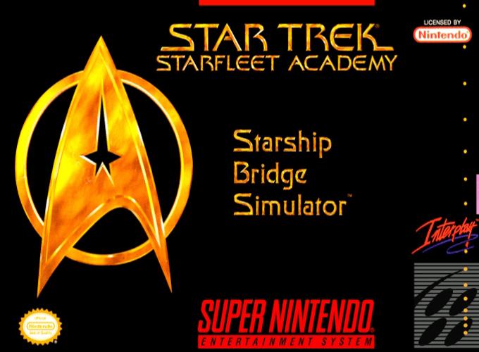 Star Trek, Starfleet Academy : Starship Bridge Simulator