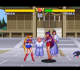 Bishoujo Senshi Sailor Moon S : Jougai Rantou! Shuyaku Soudatsusen