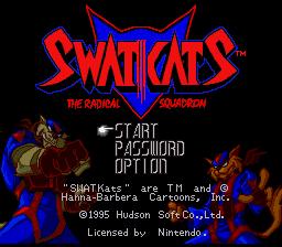 SWAT Kats : The Radical Squadron