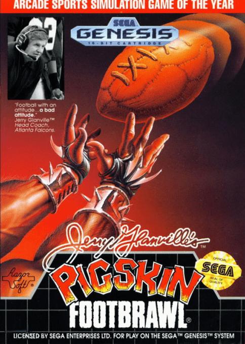 Jerry Glanville's Pigskin Footbrawl