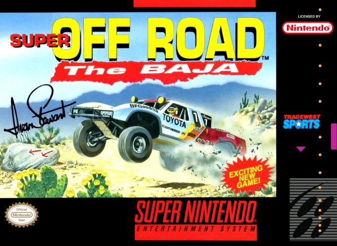 Super Off Road : The Baja