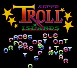 Super Troll Islands