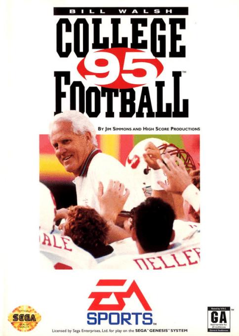 Bill Walsh College Football 95