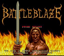 Battle Blaze